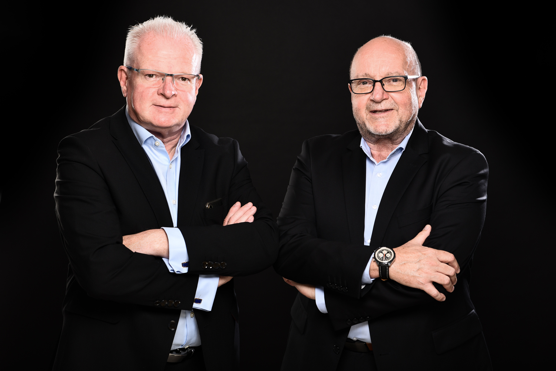 Norbert und Michael Nentzel, housaleo